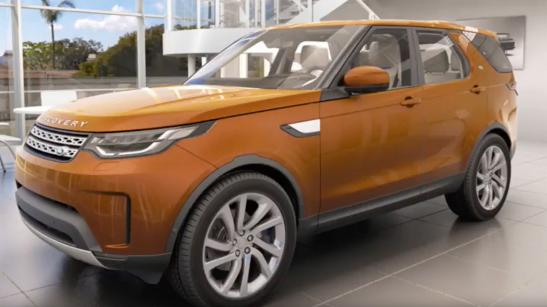 2017 Discovery | Keyless Entry & Locking