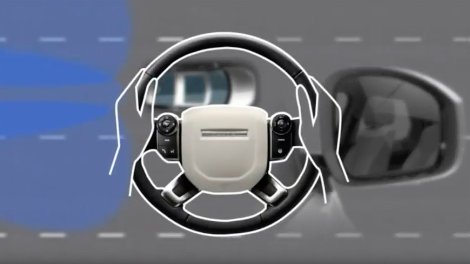 2017 Discovery | Blind Spot Monitor