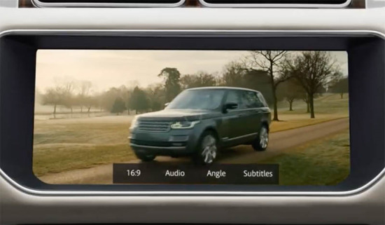 2017 Range Rover How to Operate the Media System