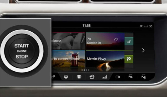 2017 Range Rover InControl Touch Pro | How to Pair Your Phone