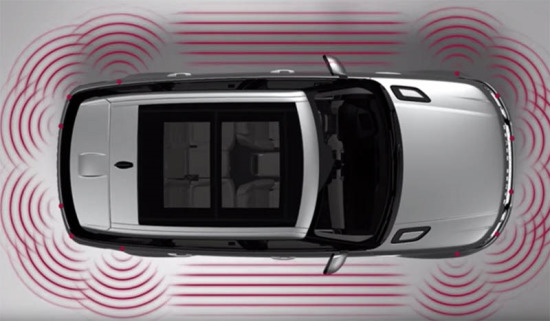 2017 Range Rover Sport | How to Operate the Parking Aid System