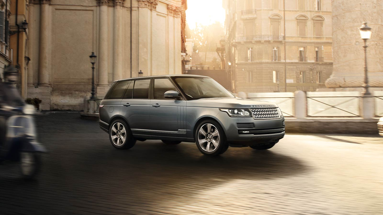 Range Rover for business offers