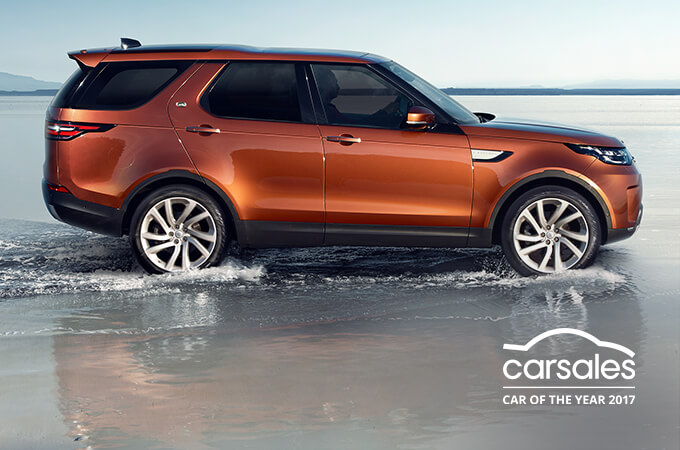 LAND ROVER DISCOVERY IS CARSALES 'CAR OF THE YEAR'