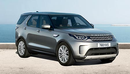Land Rover Discovery SUV Tout-Terrain Version 'HSE Luxury'