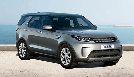 Land Rover Discovery Off-Road SUV Vehicle Model SE