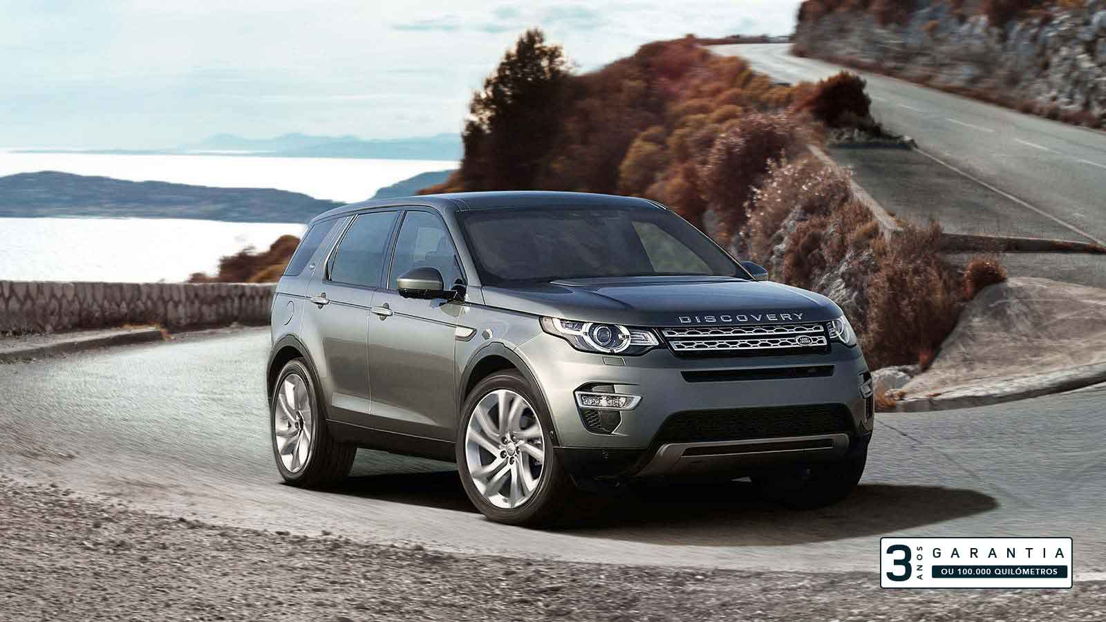 DISCOVERY SPORT - RENTING