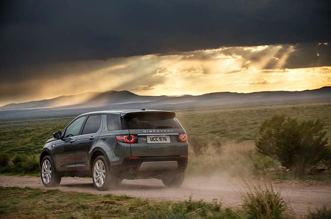 Discovery Sport offers available