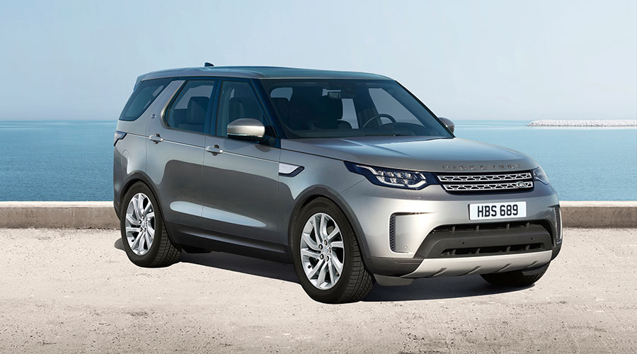 Land Rover Discovery Off-Road Vehicle hse