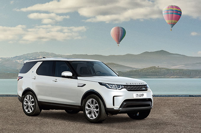 Land Rover Discovery SkyView