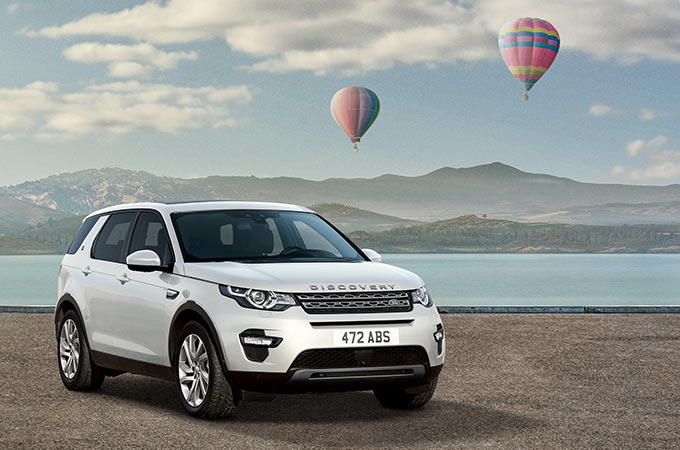 Land Rover Discovery Sport SkyView