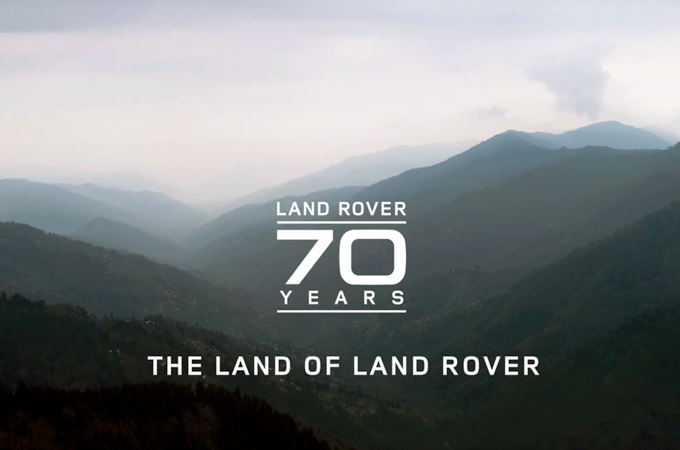 Land Rover Treks to 'Land of Land Rovers' to celebrate 70 years