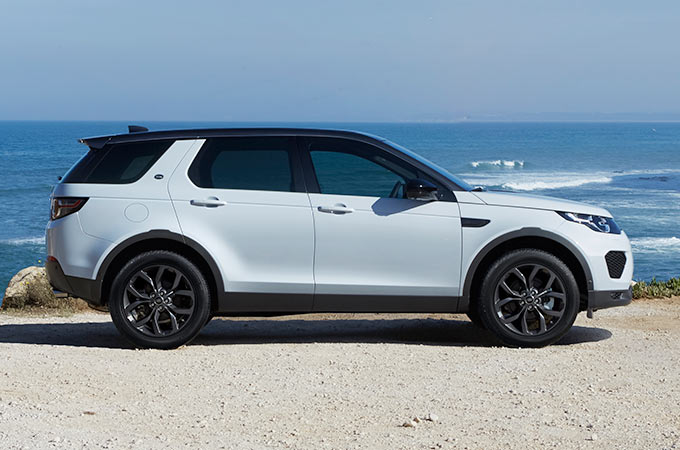 discovery sport sports suv overview land rover