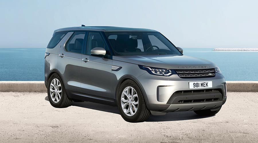 Land Rover Discovery Off-Road Vehicle se
