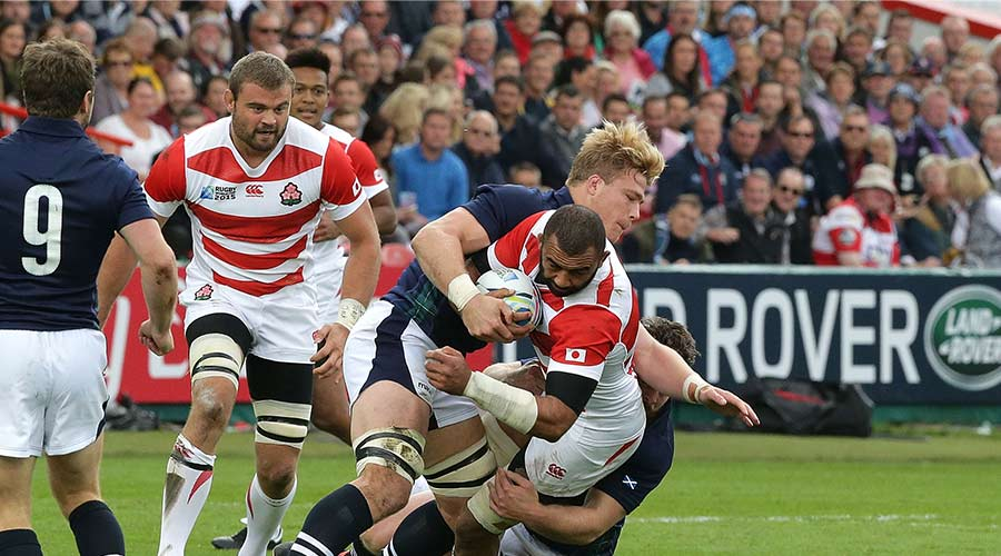 Land Rover Sponsorship - Rugby