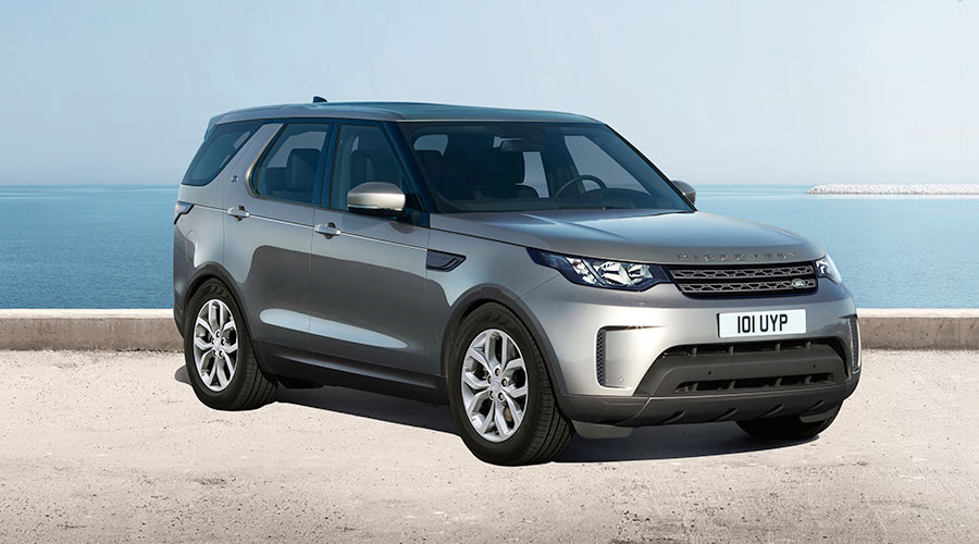 Land Rover Discovery Off-Road Vehicle S