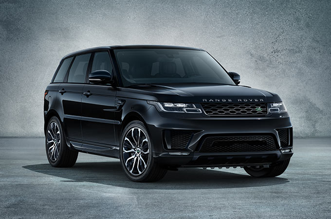Range Rover Sport Shadow Edition