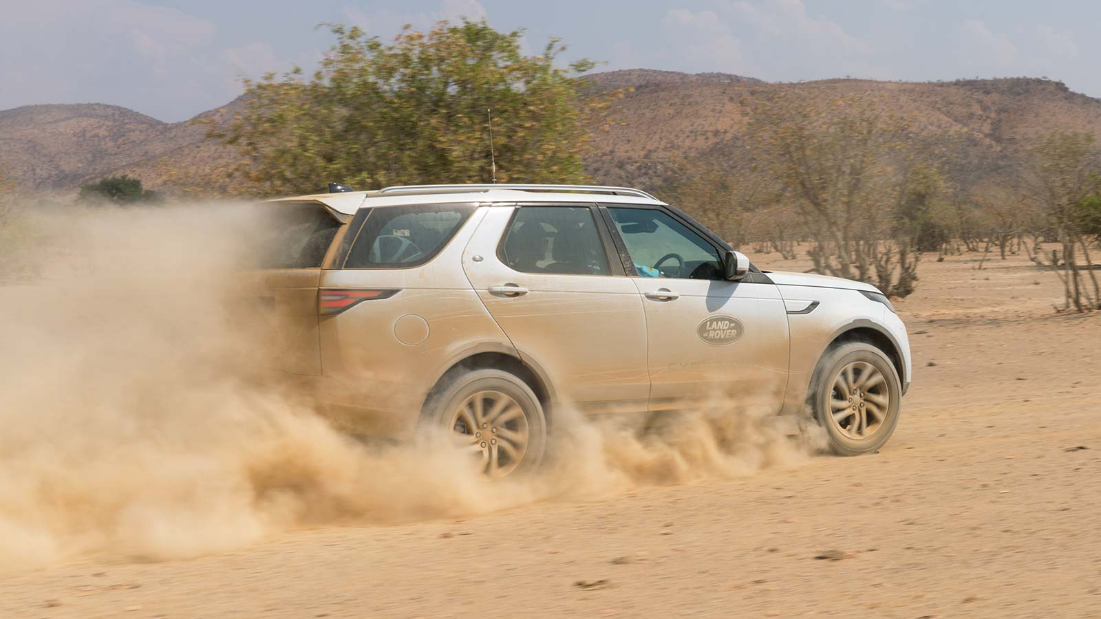 Namibia PRT Discovery