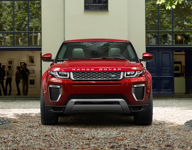 Land Rover Finance Plans