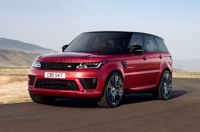 Land Rover Design Approach