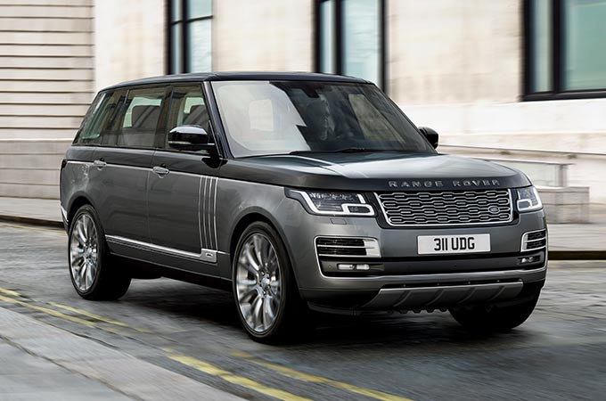 Land Rover - Vehicle Protection Programme