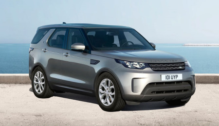 Land Rover Discovery Off-Road SUV Vehicle Model S