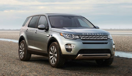 Land Rover Discovery Sport Hse Luxury >> 2019 Land Rover Discovery Sport Hse Luxury Land Rover Usa
