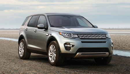 Land Rover Discover Sport >> The Award Winning 2019 Discovery Sport Land Rover Usa