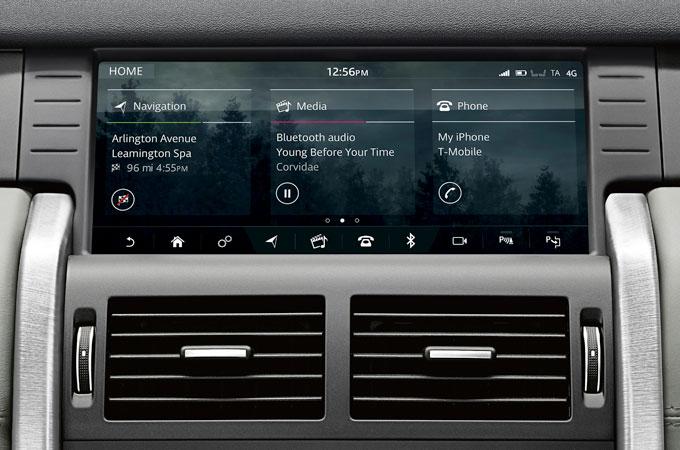 Discovery Sport - Incontrol Touch and Touch Pro