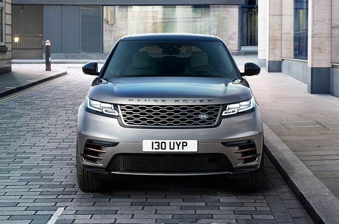 Land Rover Range Rover Velar Luxury SUV in Grey