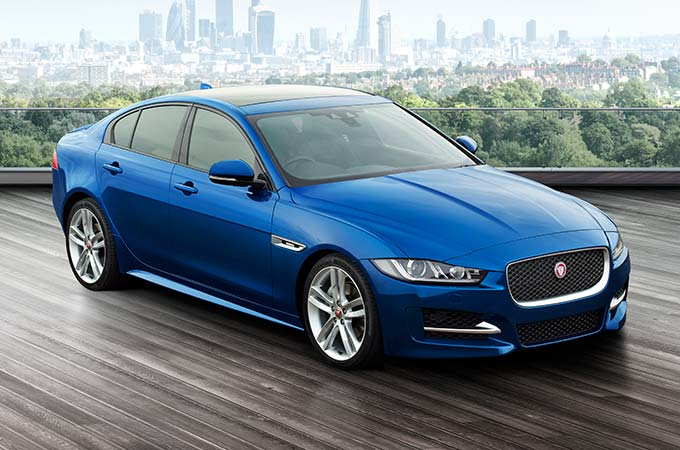 Jaguar XE Sports Saloon