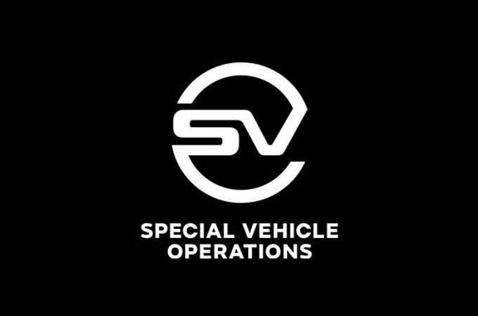 Land Rover Special Vehicle Operations - SVO