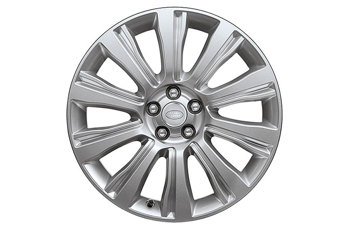 Choose from our range of distinctive alloy wheels.