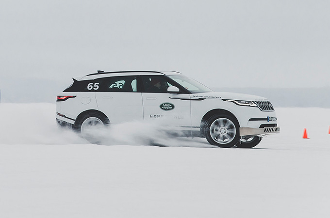 ICE DRIVE EXCLUSIVE
