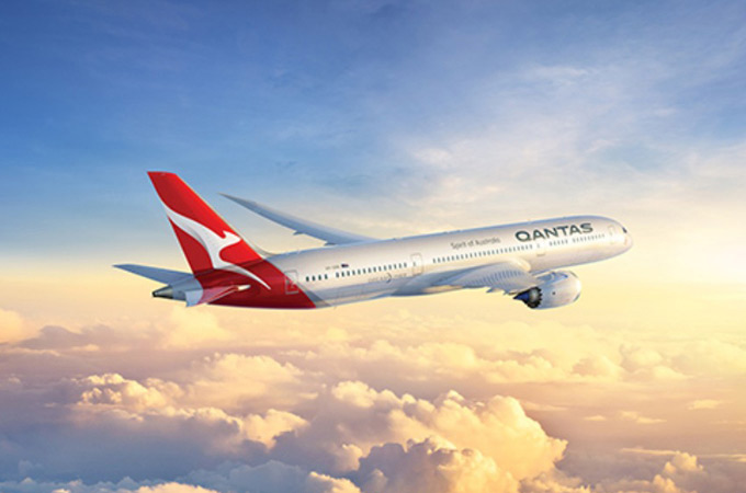 TAKE OFF WITH UP TO 100,000 QANTAS POINTS