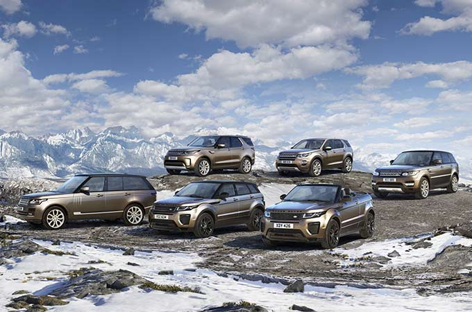 RETURN YOUR LAND ROVER FOR GREAT TRADE-IN OPTIONS