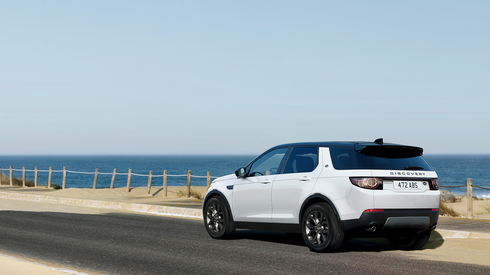 DISCOVERY SPORT - LEASING