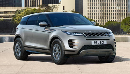 New Range Rover Evoque R-Dynamic Model