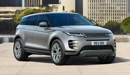 New Range Rover Evoque R-Dynamic SE Model