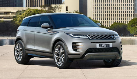 New Range Rover Evoque R-Dynamic HSE Model