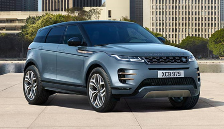 New Range Rover Evoque R-Dynamic First Edition