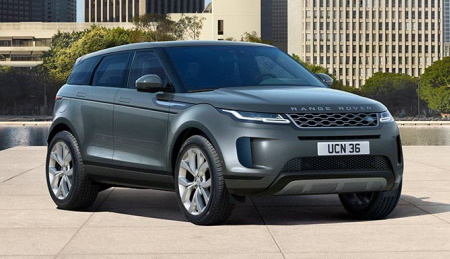 New Range Rover Evoque SE Model