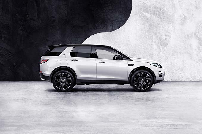 DISCOVERY SPORT BLACK & WHITE A 18.875€* CON EASY LAND ROVER.