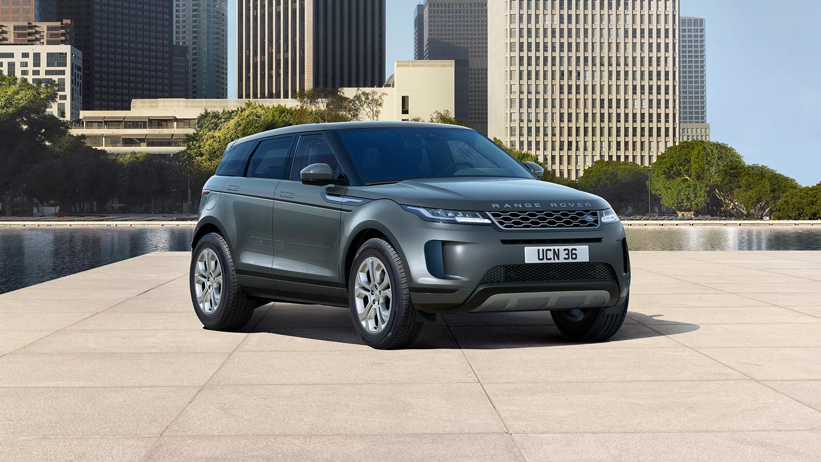 THE NEW RANGE ROVER EVOQUE S