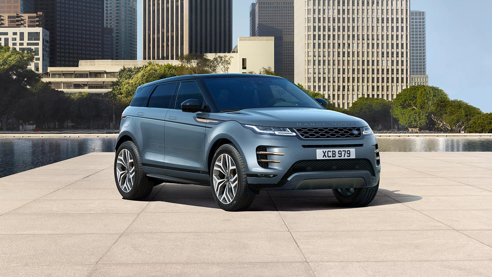 NIEUWE RANGE ROVER EVOQUE FIRST EDITION