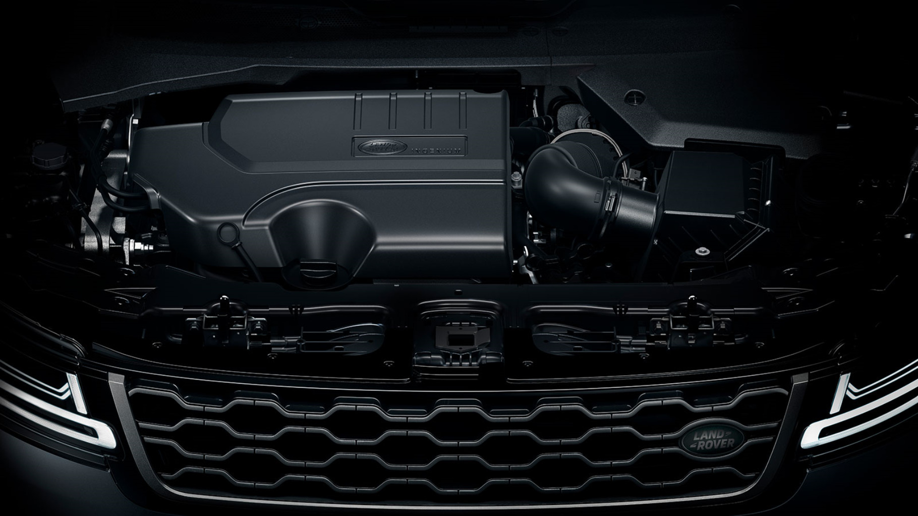 2020 Range Rover Evoque Engine.