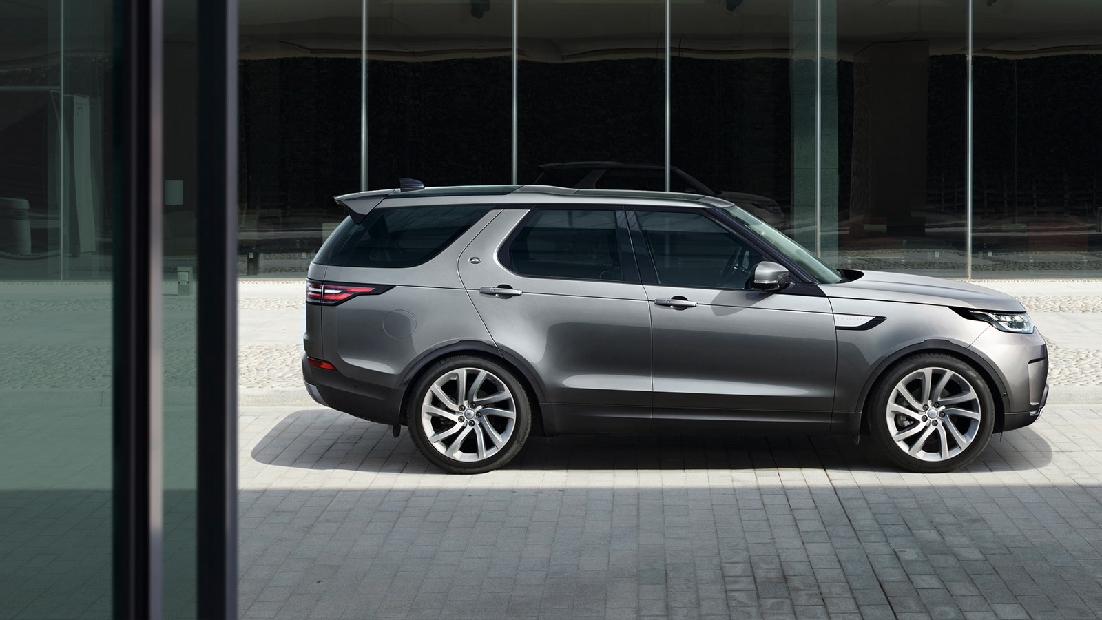 Exterior del Discovery