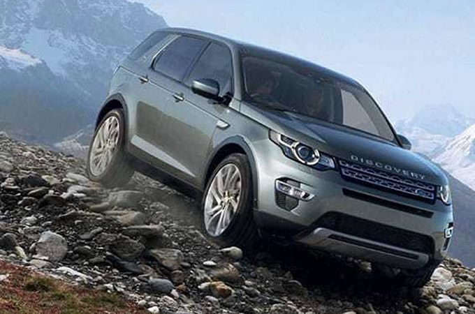 LAND ROVER ASSISTANCE