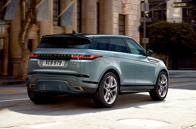 Range Rover Evoque Distinctive Design