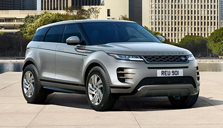 Range Rover Evoque R-Dynamic S Model