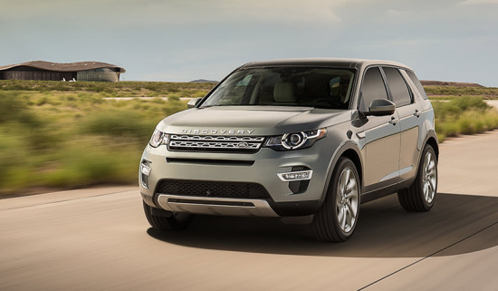 Discovery Sport Urban Series